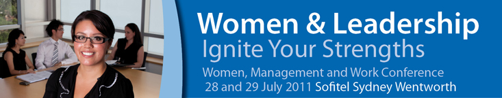 Women in Leadership Conference 2011